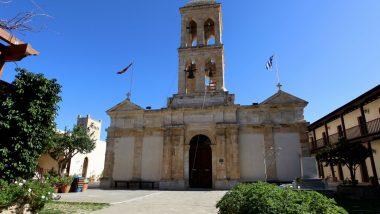 klášter Moni Gonias