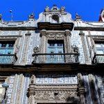 Mexiko 26 - Casa de los Azulejos