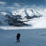 Itálie, Madesimo -  Skiarea Valchiavenna